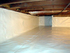 Crawl Space Ventilation Crawl Space Moisture Control