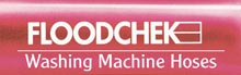 FloodChek® Washing Machine Hoses Logo