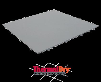ThermalDry® Waterproof Basement Floor Matting