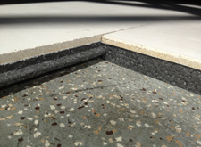 ThermalDry® insulated basement subfloor panels
