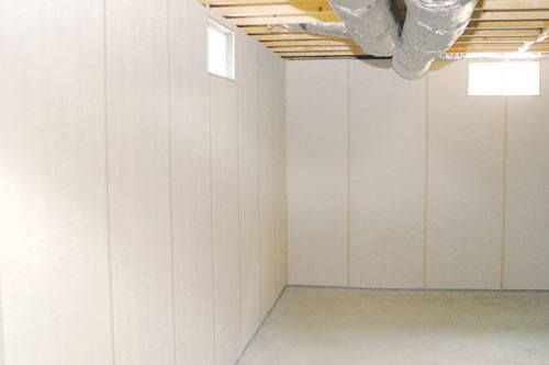 Zenwall Basement Finishing Wall Paneling System