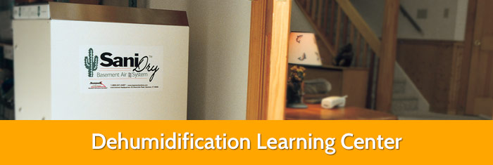 Dehumidifcation Learning Center