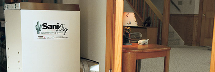 Basement Dehumidifier And Crawl Space Dehumidifier