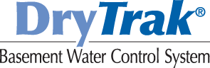 DryTrak® drainage channel from Basement Systems