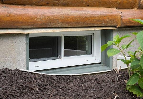 replacement basement windows everlast basement window inserts