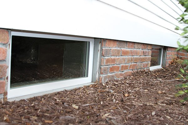 Replacement Basement Windows