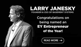 Larry Janesky wins EY Entrepeneur of the Year Award