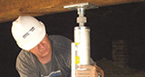 SmartJack® Crawlspace Repair