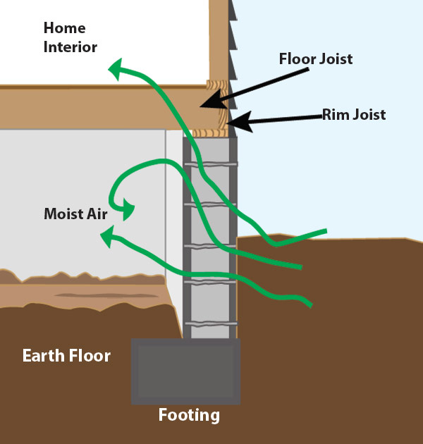 Permanent Fixes For Damp Basements: Dehumidifier Learning Center