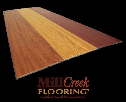 MillCreek™ Basement Faux Wood Flooring