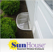 SunHouse™ window well