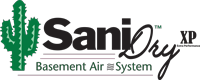 SaniDry™ XP Basement Air System