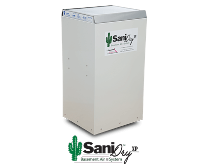 SaniDry™ XP Basement Dehumidifier