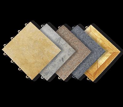 ThermalDry® Tiled Basement Flooring
