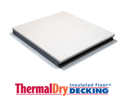 ThermalDry® Insulated Floor Decking