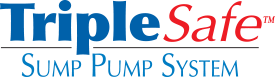 Triple Safe™ Sump Pump System Logo