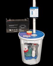 UltraSump® Battery Backup Sump Pump System