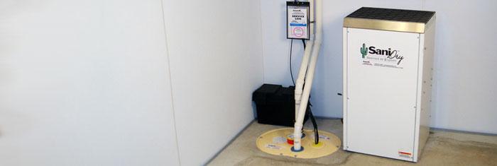 Basement Waterproofing in [territory]