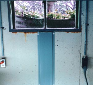wellduct basement window well drain leaky basement windows